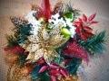 Kompozycje, stroiki na Boże Narodzenie 2015