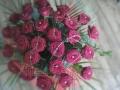 Bukiet róż z okazji rocznicy ślubu